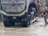 Ô tô vào nội thành Hà Nội phải qua trạm rửa xe tự động