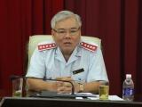 Ông Phan Văn Sáu xin thôi nhiệm vụ Tổng Thanh tra Chính phủ