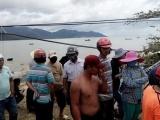 Phát hiện nhiều thi thể trôi dạt trên biển Khánh Hòa sau bão số 12