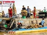 Chợ nổi - Nét chấm phá của vùng đất Nam Bộ