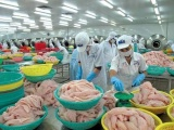 Kim ngạch xuất khẩu thuỷ sản lần đầu tiên cán mốc 8 tỷ USD