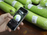 Hà Nội truy xuất nguồn gốc nông sản, thực phẩm bằng mã QR