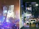 Nổ lớn tại Bỉ, 14 người bị thương