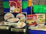 Hà Nội: Hàng ngàn hộp bánh kẹo nhái suýt tung ra thị trường