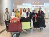 Cần Thơ: Rộn ràng với 2 chuyến bay đón cô dâu Việt về quê ăn tết