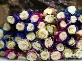 Ngắm bó hoa hồng màu bạc giá 65 triệu đồng đại gia mua tặng vợ dịp Valentine