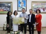 Tổng công ty Bảo hiểm Bảo Việt chính thức tặng thưởng cho đội tuyển U23 Việt Nam