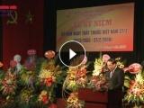 Nhiều đơn vị y tế chào mừng ngày Thầy thuốc Việt Nam 27/2