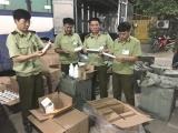 Lạng Sơn: Thu giữ gần 2.000 sản phẩm mỹ phẩm nhập lậu