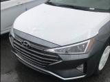 Hyundai Elantra 2019 lộ diện hình ảnh đầu tiên