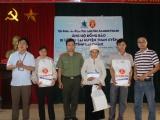 Tập đoàn Tân Hiệp Phát tặng 350 triệu đồng cho bà con bị thiên tai tại Lai Châu và Hà Giang