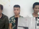 Thanh Hóa: Bắt nhóm đối tượng có súng vận chuyển 2 kg ma túy