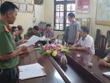 Gian lận điểm thi tại Hà Giang: Khởi tố, bắt tạm giam ông Vũ Trọng Lương