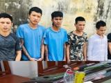 Thanh Hóa: Khởi tố nhóm bảo kê máy gặt, ném 'bom xăng' vào Công an