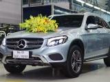 Triệu hồi 765 xe Mercedes-Benz GLC tại Việt Nam