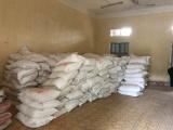 An Giang: Bộ đội Biên phòng tỉnh tạm giữ hơn 22 tấn đường cát chưa rõ nguồn gốc