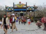 Hơn 41.000 lượt du khách thăm Huế dịp nghỉ lễ Quốc Khánh
