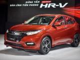 Honda HR-V chính thức ra mắt tại Việt Nam