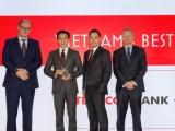 """Techcombank nhận giải thưởng """"Ngân hàng tốt nhất Việt Nam 2018"""" từ Euromoney"""