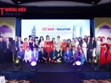 Tôn vinh Top 25 doanh nhân Asean tiêu biểu năm 2018