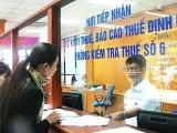 Thu thuế nội địa 3 quý ước đạt 74,5% dự toán