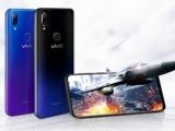 Vivo Z3 ra mắt màn hình giọt nước, giá từ 230 USD