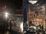 Thanh Hoá: Cháy cửa hàng điện thoại, thiệt hại nhiều tỷ đồng
