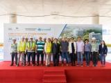 Hòa Bình hoàn thành giai đoạn 2 gói thầu dự án khu nghỉ dưỡng ALMA Nha Trang