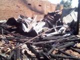 Hỏa hoạn ở Đắk Lắk, 3 ngôi nhà bị thiêu rụi