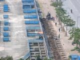 Dự án Ciputra Mall 'rục rịch' tái khởi động