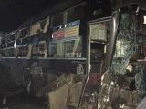 Xe khách mất lái đâm vào nhà dân, phụ xe tử vong