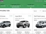 Công ty cho thuê ô tô Enterprise của Mỹ gia nhập thị trường Việt