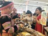 Đặc sản Tây Bắc và các tỉnh miền núi phía Bắc 'lên kệ' tại siêu thị