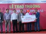 Vietlott trao thưởng hơn 41 tỷ đồng cho khách hàng ở Đắk Lắk