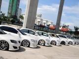 Ô tô nguyên chiếc nhập khẩu tăng mạnh trong tuần qua