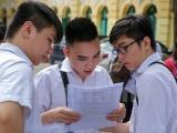 Thông tin chính thức về phương án thi THPT quốc gia 2019