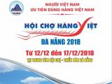 Sắp diễn ra Hội chợ hàng Việt Đà Nẵng 2018