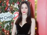 """Dù nghi án phim """"cấm chiếu"""", Mai Thanh Hà vẫn lộng lẫy xinh đẹp"""