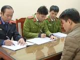 Thanh Hóa: Bắt viên chức nhà nước lừa đảo chiếm đoạt 300 triệu đồng