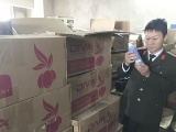 Nghệ An: Bắt giữ hàng tấn mỹ phẩm không rõ nguồn gốc