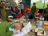 Thanh Hóa: Đang sản xuất mì chính giả thì bị bắt