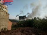 """Mê Linh, Hà Nội: Hai nhà máy xả thải """"kép"""", người dân kêu cứu"""