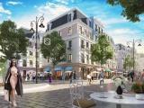 """Nhà phố thương mại bên quảng trường lớn: 'Cơn khát"""" của giới đầu tư"""