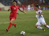 Đội tuyển bóng đá Việt Nam hòa Triều Tiên 1-1 trong trận giao hữu