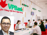 Ông Phùng Duy Khương được bổ nhiệm chức Phó Tổng giám đốc VPBank