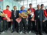 Vietnam Airlines tiễn Đội tuyển bóng đá quốc gia lên đường dự Asian Cup 2019