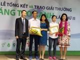 Lễ tổng kết và trao Giải thưởng Sáng tạo xanh lần thứ 2