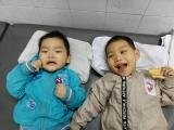 Cảnh khốn cùng của gia đình nghèo có hai con bị bại não