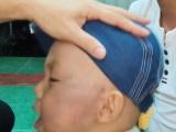 Vĩnh Long: Bảo mẫu đánh bé trai 19 tháng tuổi phải nhập viện