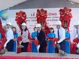 Nam Việt khởi công vùng nuôi cá tra công nghệ cao 4.000 tỷ đồng